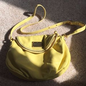 Marc by Marc Jacobs Yellow Purse - Like New